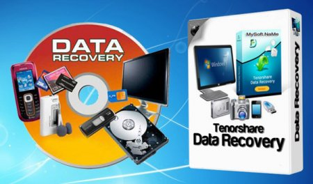 Tenorshare Any Data Recovery Pro + crack