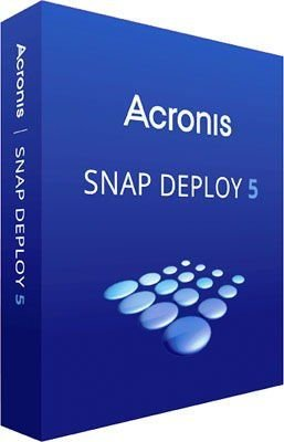 Acronis Snap Deploy 5.0