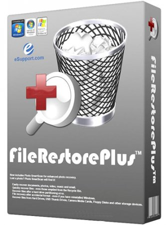 FileRestorePlus 3.0.5 + Ключ