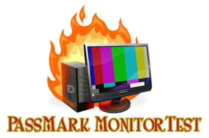 PassMark MonitorTest