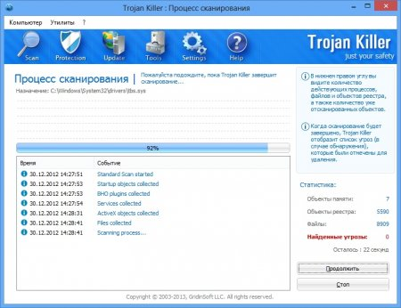GridinSoft Trojan Killer portable