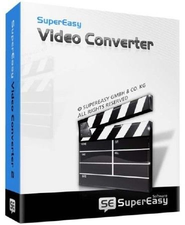 SuperEasy Video Converter 3 + ключ