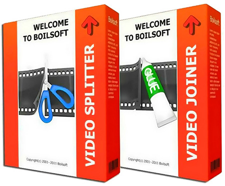 Boilsoft Video Splitter & Joiner + Ключ