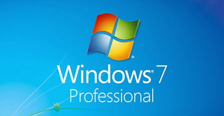 Windows 7 Professional SP1 Rus + Ключ