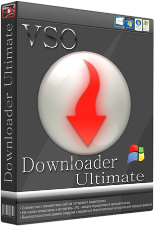 VSO Downloader Ultimate + Ключ