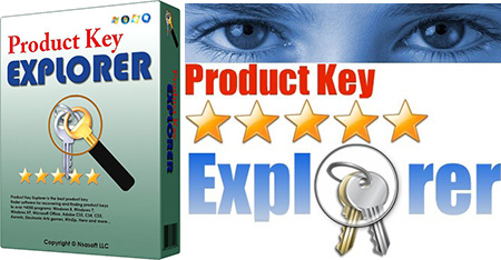 Product Key Explorer + Ключ