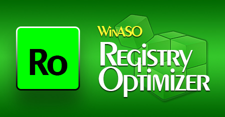 WinASO Registry Optimizer + Ключ