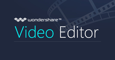 Wondershare Video Editor + Ключ