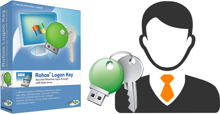 Rohos Logon Key + Ключ