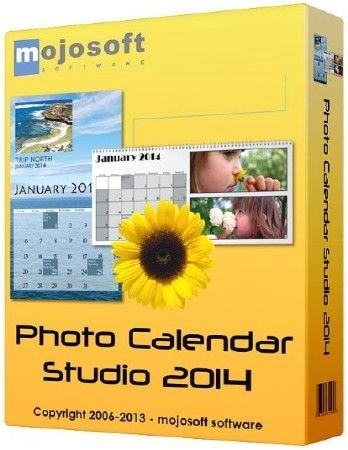 Mojosoft Photo Calendar Studio 2016 + ключ