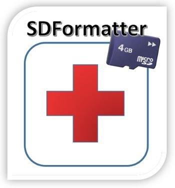 SDFormatter 4 (Форматирование MicroSD)