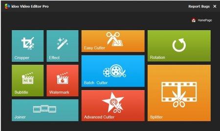 idoo Video Editor Pro 3.5.0 + ключ
