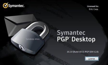 PGP Desktop 10.2 + Keygen