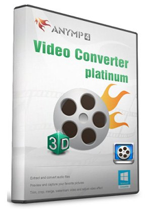 AnyMP4 Video Converter Platinum