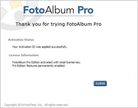 FotoAlbum Pro 7.0 + Crack