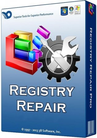 Glarysoft Registry Repair + ключ