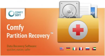 Comfy Partition Recovery + ключ