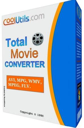 Total Movie Converter + Ключ