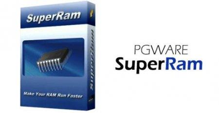 PGWare SuperRam + ключ