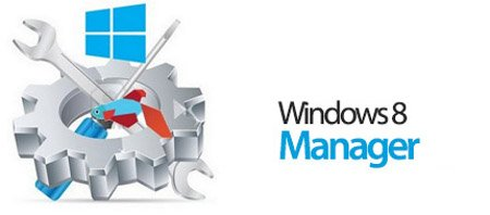 Windows 8 Manager RUS + ключ