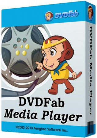 DVDFab Media Player Pro + ключ