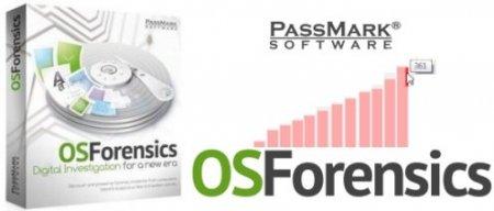 PassMark OSForensics Professional + ключ
