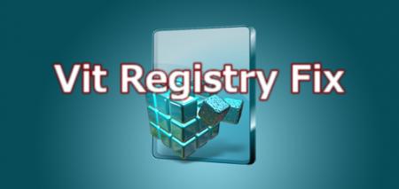 Vit Registry Fix Pro + ключ