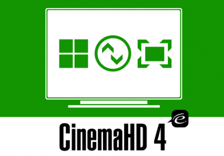 Cinema HD 4 + ключ