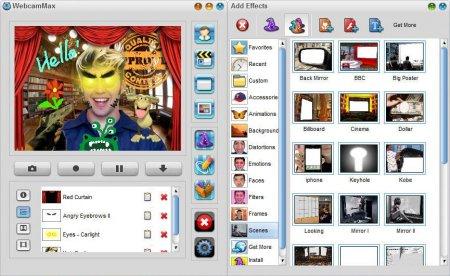 WebcamMax portable