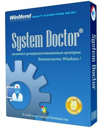 WinMend System Doctor + ключ