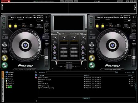 Atomix Virtual DJ portable
