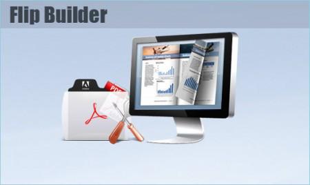 FlipBuilder Flip PDF Pro + Ключ