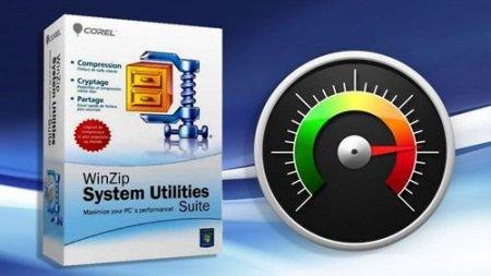 WinZip System Utilities Suite + Ключ