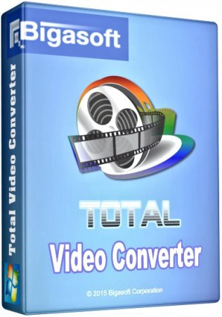 Bigasoft Total Video Converter + Ключ