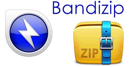 BandiZip 5.12 - бесплатный и быстрый архиватор