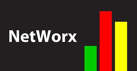 NetWorx - контроль за расходом трафика