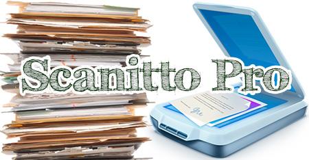 Scanitto Pro + Лицензионный ключ
