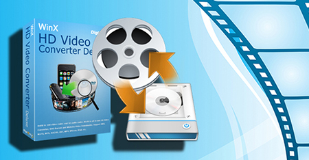 WinX HD Video Converter Deluxe + Ключ