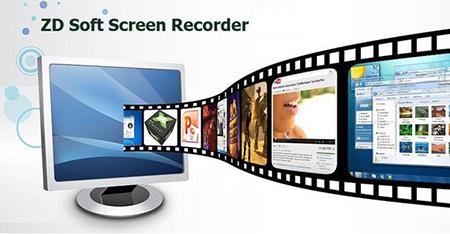 ZD Soft Screen Recorder + Ключ