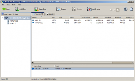 Active File Recovery Pro portable