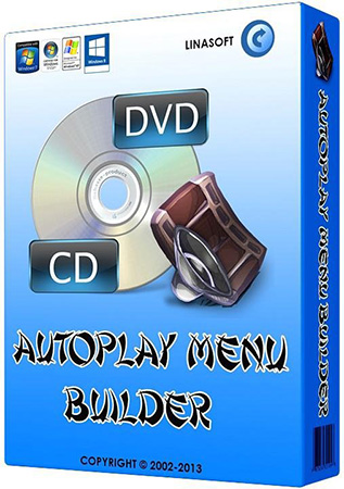 AutoPlay Menu Builder на Русском + Ключ