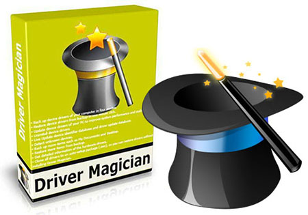 Driver Magician + Ключ