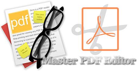 Master PDF Editor + Ключ