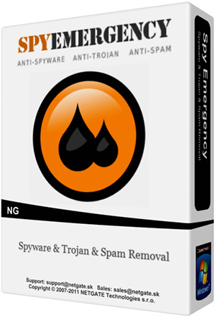 NETGATE Spy Emergency + Ключ