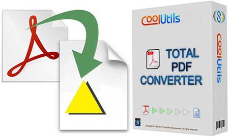 Coolutils Total PDF Converter + Ключ