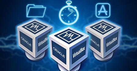 VirtualBox 5 - виртуальная машина