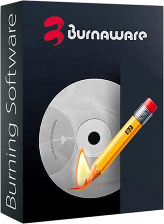 BurnAware Professional + Ключ