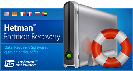 Hetman Partition Recovery + Ключ