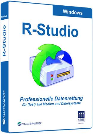 R-Studio + Ключ