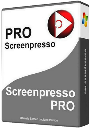Screenpresso Pro + Ключ
